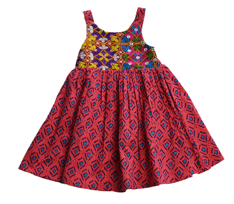 Misha Banjara Dress