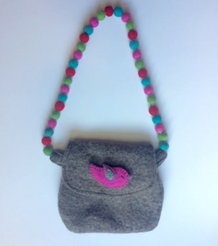 Fair Trade Birdie Purse