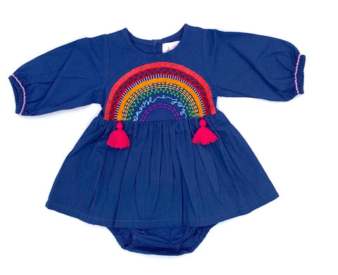 Choose Joy Baby Dress