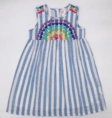 Rainbow Sweetheart Dress