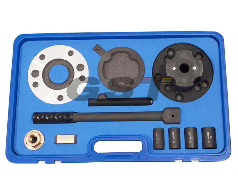 BMW Output shaft extractor and installer tool set