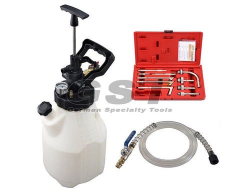 Automatic Transmission Filler Kit (Manually pumped or operated with shop air)