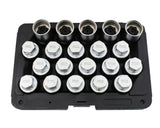 Volvo Wheel Lock Screw Socket Kit (20 PCS)