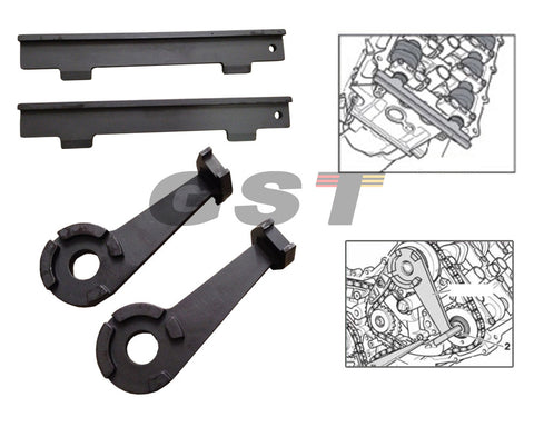 VW Audi Camshaft Timing Chain Tool Kit 4.2L - 8 cylinders engine T40047, T40046