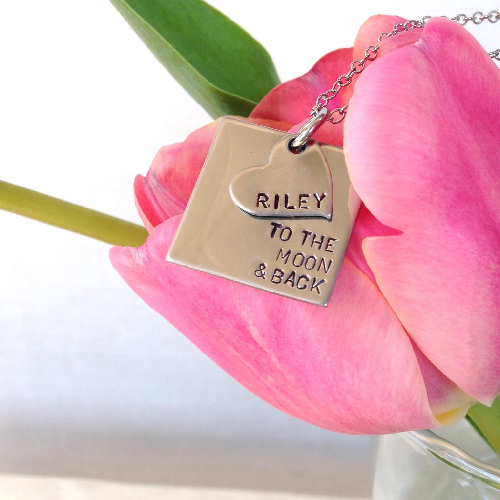 Necklaces and Flowers the Perfect Gift for Mom