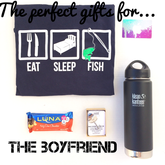 The Perfect Gifts for The Boyfriend