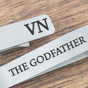 The Godfather Tie Clip