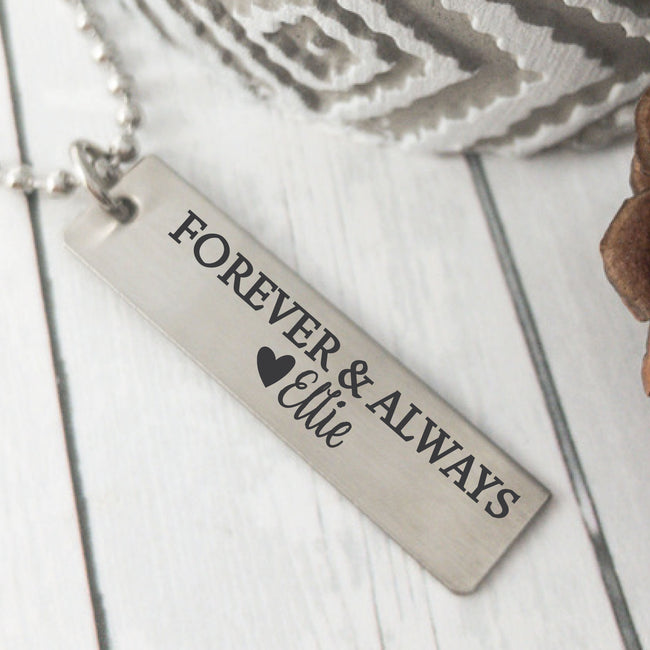 Men's Forever and Always Necklace