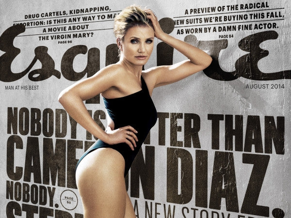 Cameron Diaz Is A True Example Of Being Your Own  You