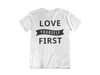 Love Yourself First Unisex Tee