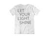 Let Your Light Shine Unisex Tee