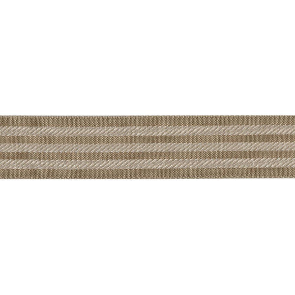 May Arts Solid Ribbon Woven Stripes 1-1/2""