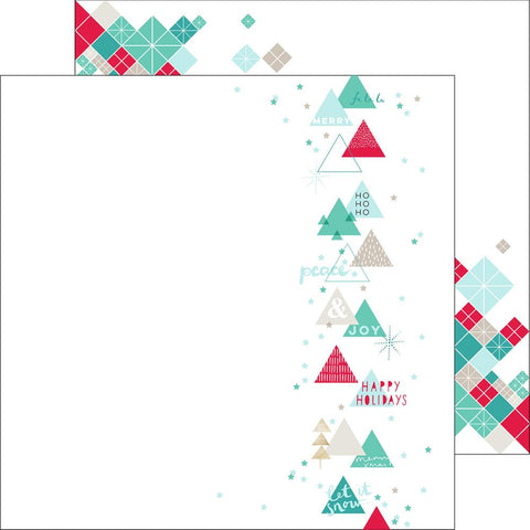 Pinkfresh Studio - Christmas Wish - FaLaLaLaLa Paper