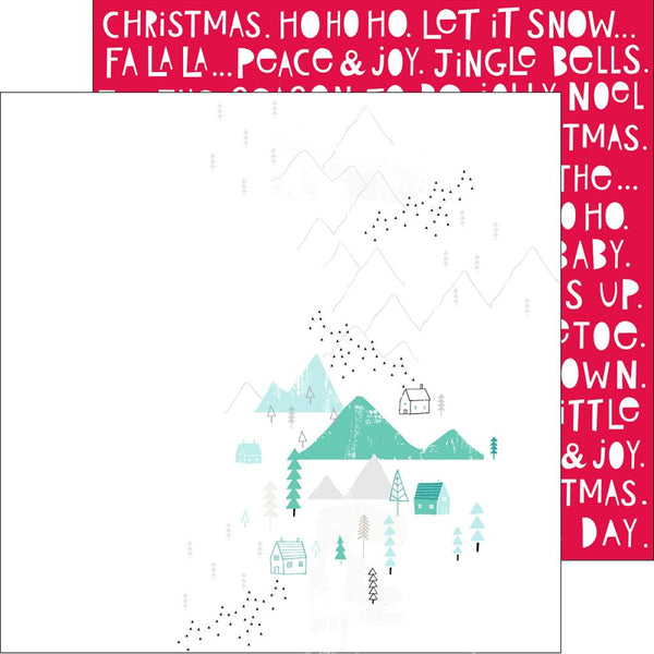 Pinkfresh Studio - Christmas Wish - Winter Joy