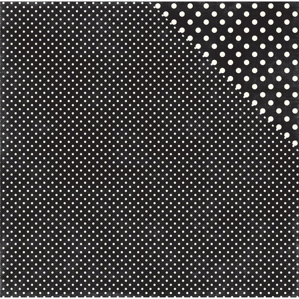 Echo Park - Dots & Stripes Paper