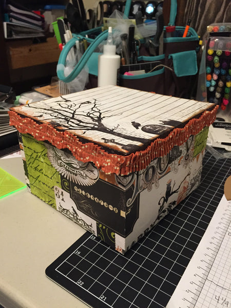 Halloween Nesting Boxes Kit - Laurie Hable