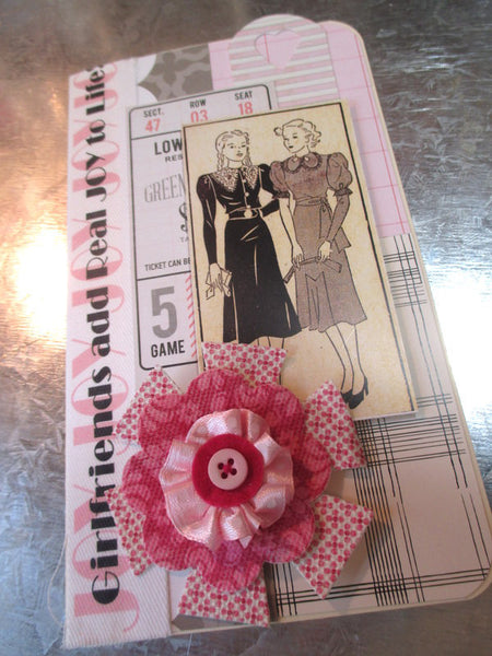 For All the Girls Card Kit - Cherry Nelson
