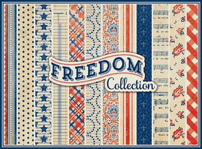 Authentique - Freedom Paper Collection