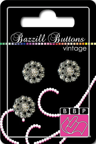 Bazzill - Sophia Vintage Buttons