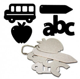 Maya Road - Back to School Keychain Set