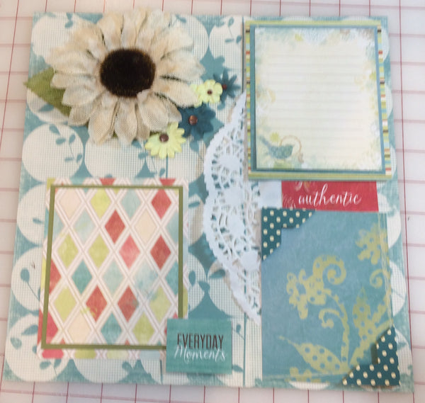 Everyday Moments Layout Kit - Pam Ruth