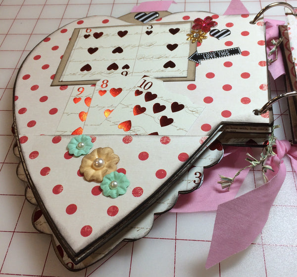 You have my Heart mini album kit - Pam Ruth