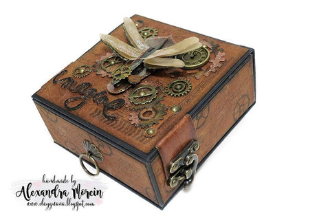 Industrial Box Kit - Alexandra Morein