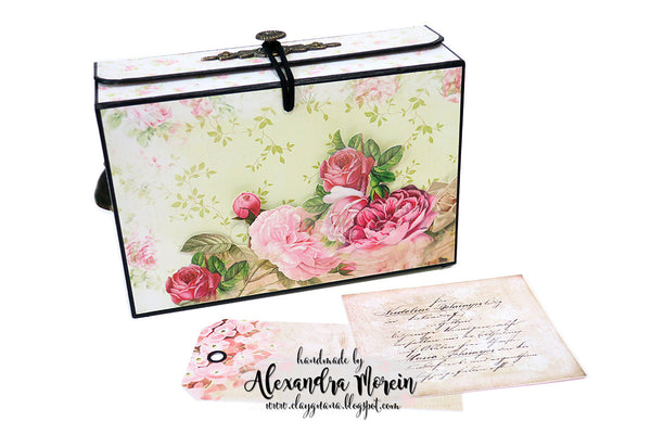 Beautiful as You Are Photo Storage Box - Alexandra Morein