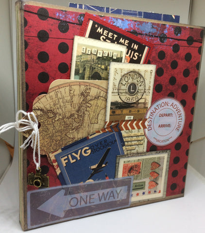 Destination Adventure Flip Kit - Pam Ruth