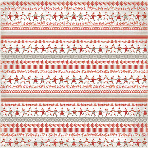 Maja Design Paper Collection - Joyful Christmas  - Julfest