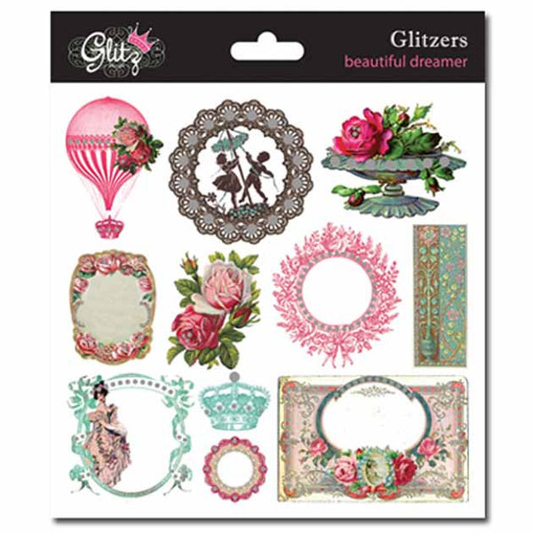 Glitz Design - Beautiful Dreamer Glitzers