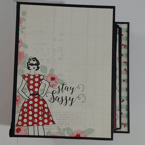 Fabulous Mini Album Kit - Chandra Carpenter