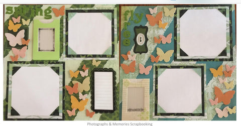 Flutter into Spring Layout Kit - Becky Ayers
