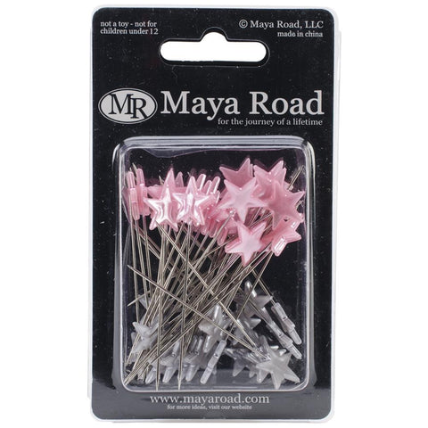 Maya Road Trinket Pins 50/Pkg