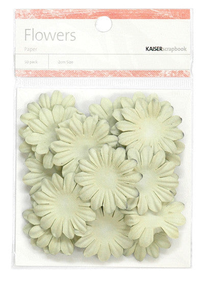 Kaiser Craft - Flowers Mint Medium