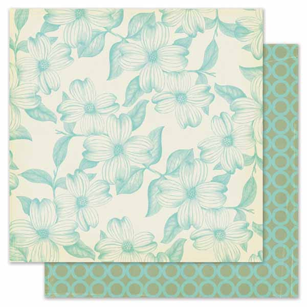 Pink Paislee - Nantucket - Clam Chowder Paper