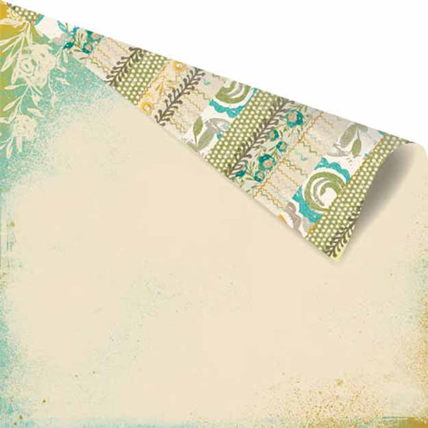 Prima Marketing Paper Collection - Alla Prima - Motif Paper