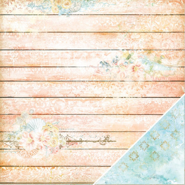 Blue Fern Studio - Seaside Cottage Double-Sided - Splendor
