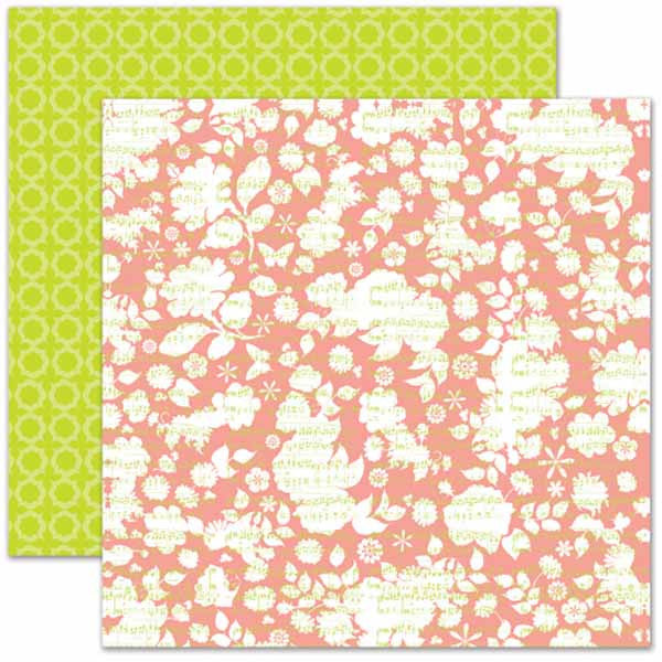 Pink Paislee - Soiree - Music Paper