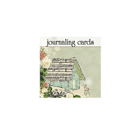 Webster's Pages  - Waiting for Santa - Journal Cards