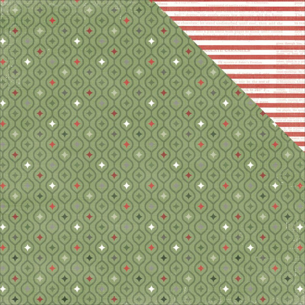 Pink Paislee - Yuletide - Wrapping Paper