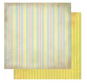 Glitz Design - Afternoon Muse - Stripes Paper