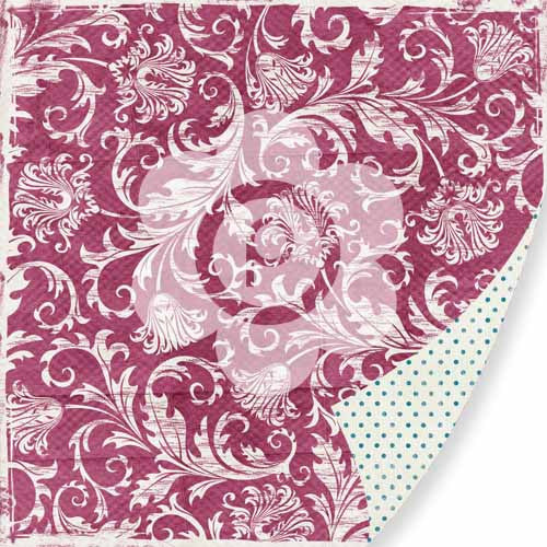 Pink Paislee - Bayberry Cottage - Gazebo Paper