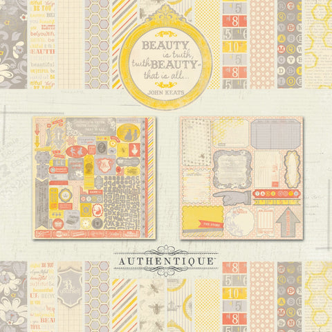 Authentique - Be(you)tiful Paper Collection
