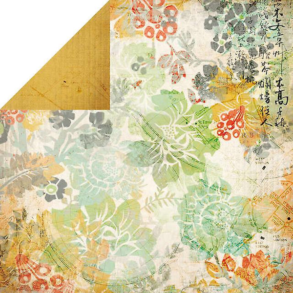 Kaisercraft Lush - Cherry Blossom - Double-Sided Paper