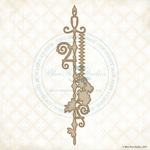 Blue Fern Studios Laser  Cut Chipboard - Destiny Collage