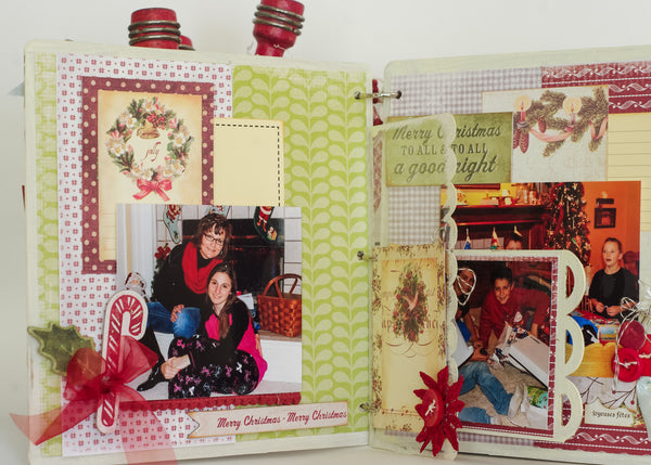 Believe Christmas Mini Album - Sheila Rumney