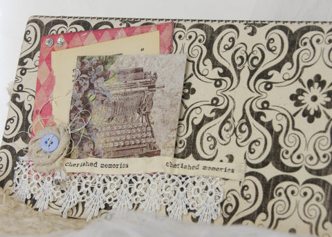 Cherished Memories Mini Album Kit - Sheila Rumney