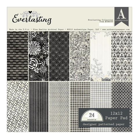 Authentique - Everlasting Paper Collection