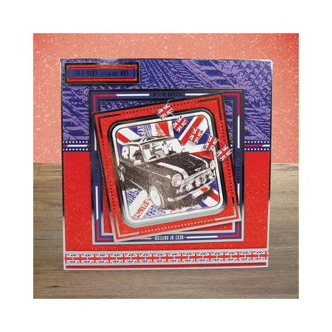 Charming Chaps Card Set
